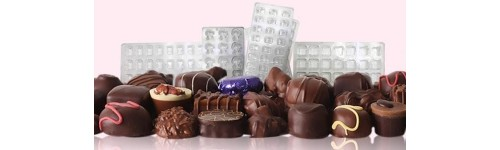 Polycarbonaat Bonbonvormen