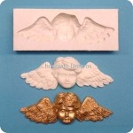 FPC Mold Winged Cherub