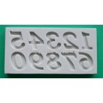 Alphabet Mould Numbers