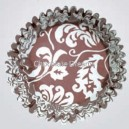 Culpitt Baking Cups Elegance Chocolate / White