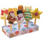 Lollie Serveerbox Kerst