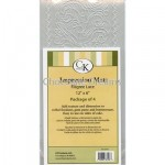 Impression Mat Filigree Lace Set/4