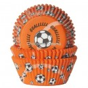 Baking Cups Oranje / Goal