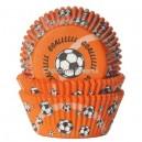 Baking Cups Oranje / Goal