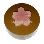 Cookie Chocolate Mold Cherry Blossom