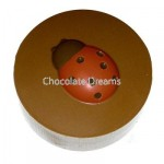 Cookie Chocolate Mold Lady Bug