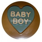 Cookie Chocolate Mold Baby Boy