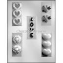 Chocoladevorm Repen Liefde
