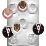 Cookie Chocolate Mold Wedding