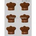 Chocoladevorm Kroon
