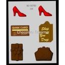 Chocoladevorm Women`s Accessoires