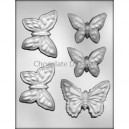 Chocoladevorm Butterfly Assorti
