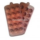 Siliconen Chocolate Mold Rose